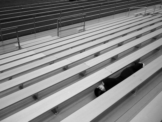 Alex bleecher sleep