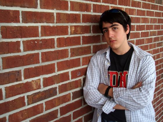 James wall
