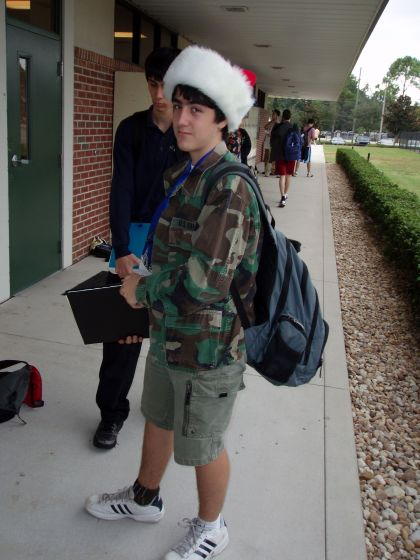 Santa James