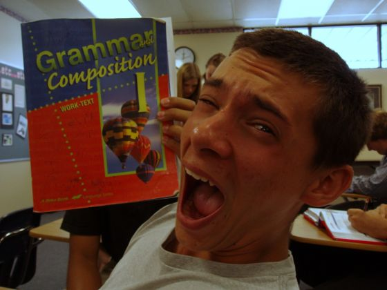 Grammar!