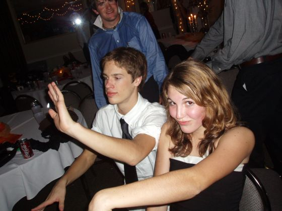 Michael and Brittany macarena