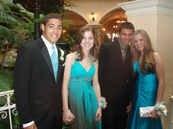 Blue couples