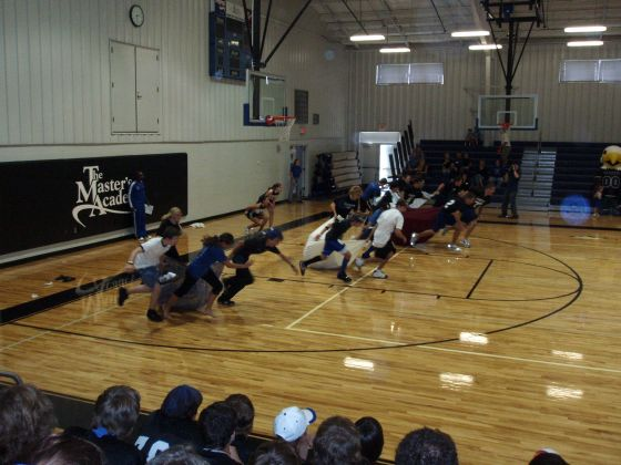Chariot racing